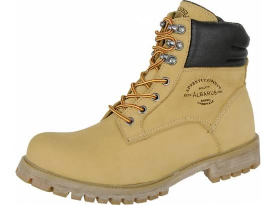 Bota Adventure Álbarus 3040 - Amarela - 3040