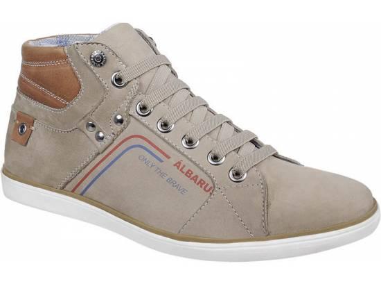 Sapato Casual Troy de cano médio