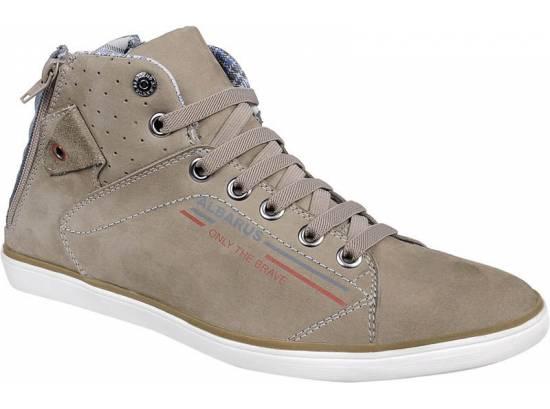Sapato Casual Albany cano médio