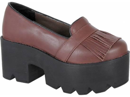 Sapato Jade Feminino 403 - Plataforma