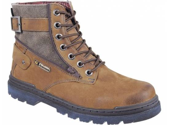 Bota Adventure Roddes