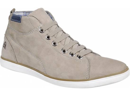 Sapato Casual Hook de cano médio