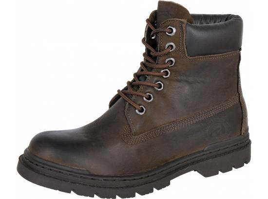 Bota Adventure Titanium Marron/Café