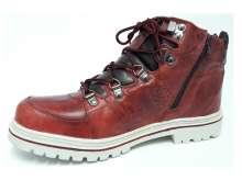 Boot Speed Soft - Vermelho - Álbarus
